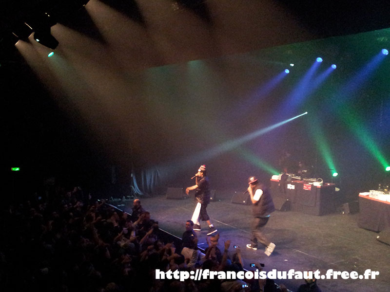 Concert Method Man et Redman Nancy 1