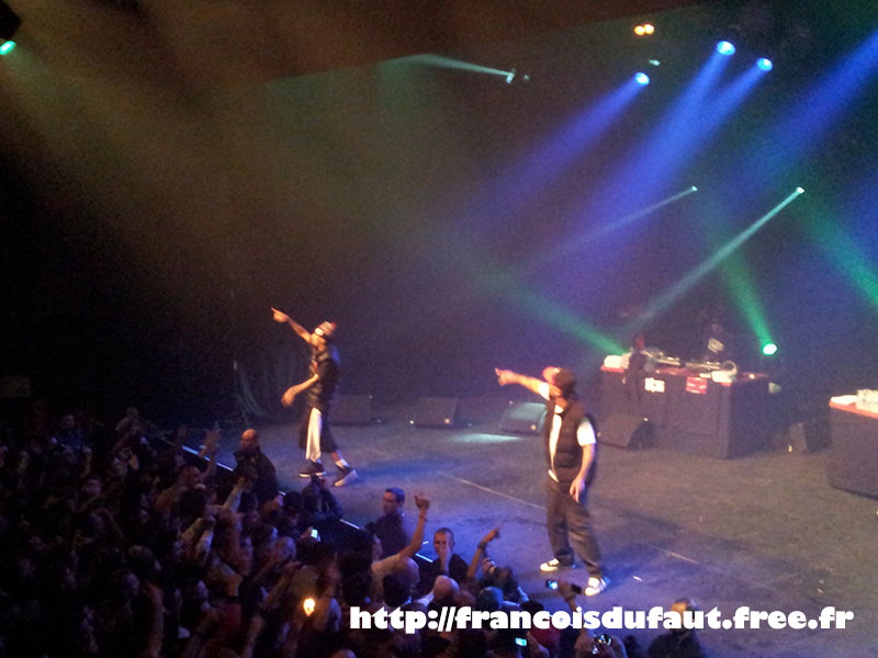 Concert Method Man et Redman Nancy 2