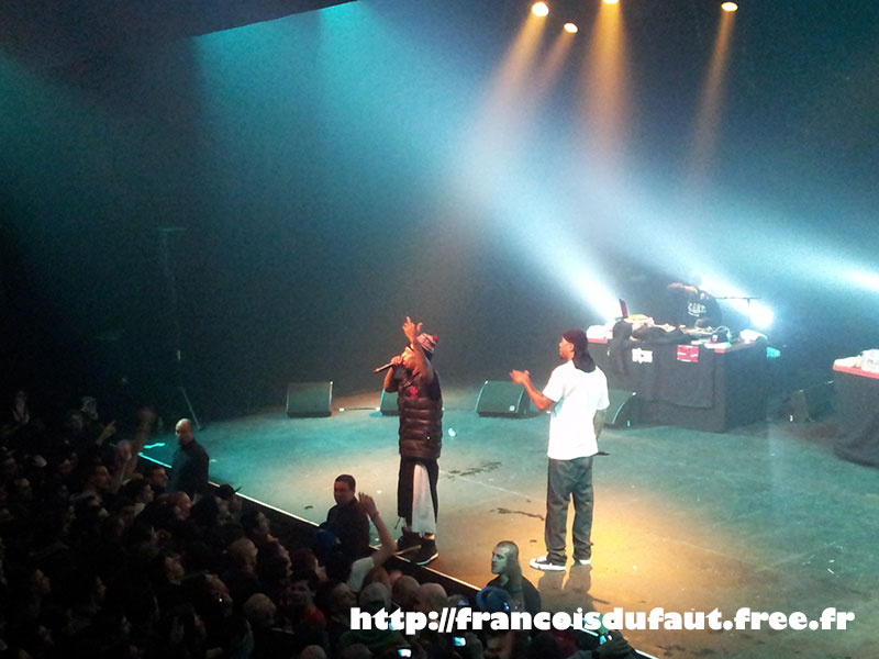 Concert Method Man et Redman Nancy 3