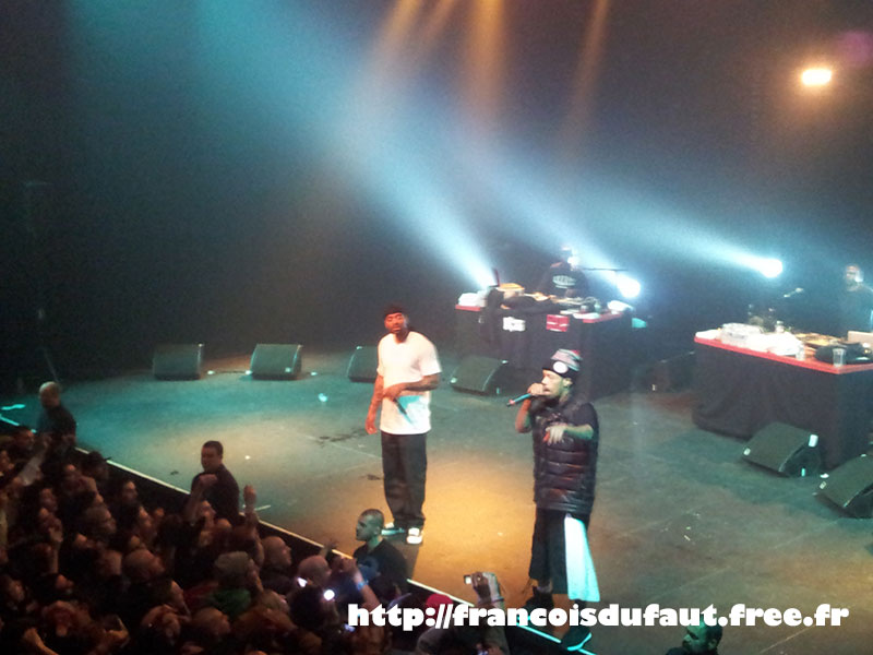 Concert Method Man et Redman Nancy 4