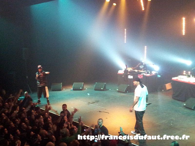 Concert Method Man et Redman Nancy 6