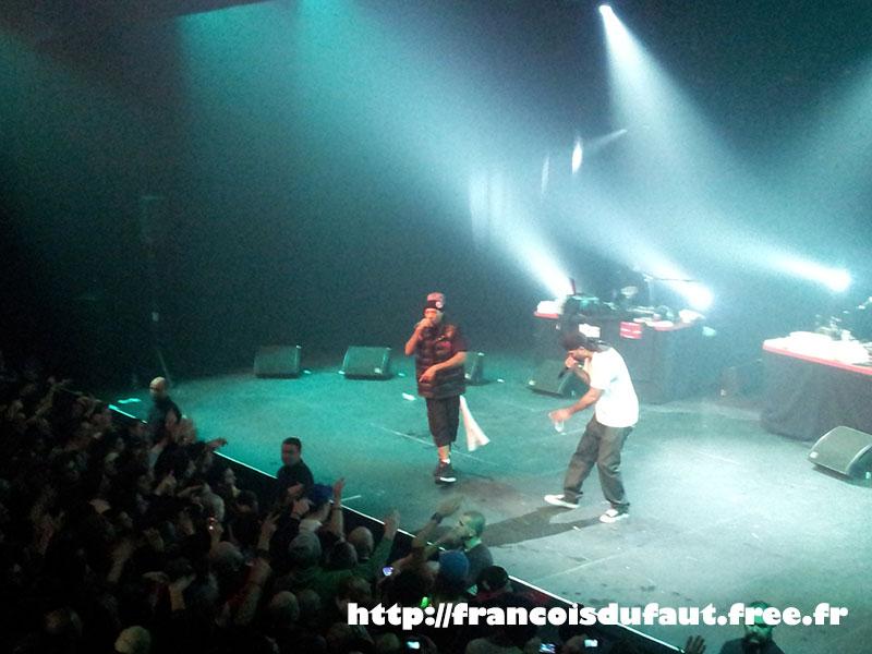 Concert Method Man et Redman Nancy 7