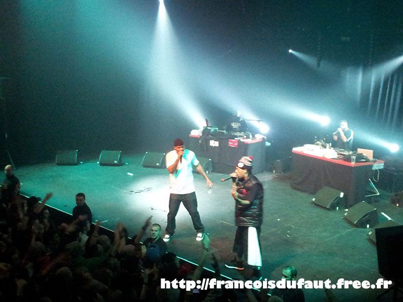 Concert Method Man et Redman Nancy 9