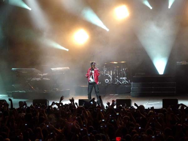 50 Cent Live Foire aux vins Colmar 2011 - 01