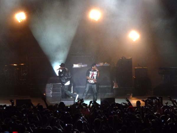 50 Cent Live Foire aux vins Colmar 2011 - 02