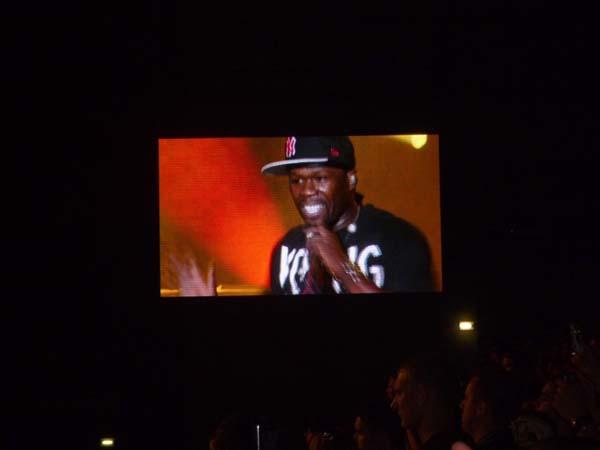 50 Cent Live Foire aux vins Colmar 2011 - 04