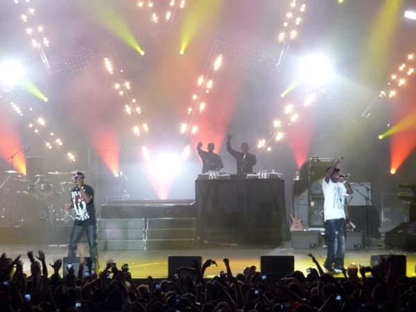 50 Cent Live Foire aux vins Colmar 2011 - 05