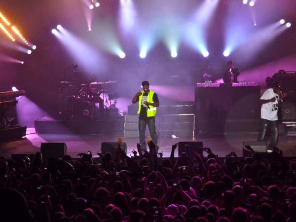 50 Cent Live Foire aux vins Colmar 2011 - 07