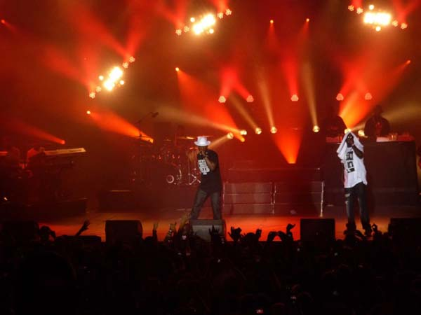 50 Cent Live Foire aux vins Colmar 2011 - 08