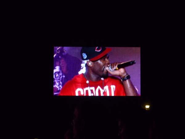 50 Cent Live Foire aux vins Colmar 2011 - 11