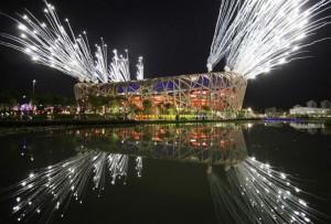cérémonie d\'ouverture des jeux olympiques de pékin 2008