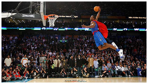 dwight howard wallpaper. Howard au Slam Dunk Contest